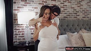 Curvy MILF Ava Addams Titty Fucked and Creampied By Ryan
