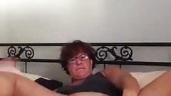 Me dildo fucking ass