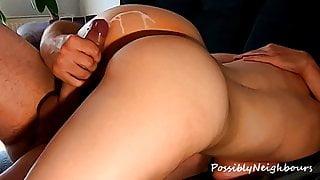 Tinder Girl Gets Creampie On Her Virgin Ass - Amateur