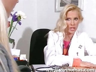 Blonde nurses eating pussy - Nurse eats 18yr old puffy wet pussy