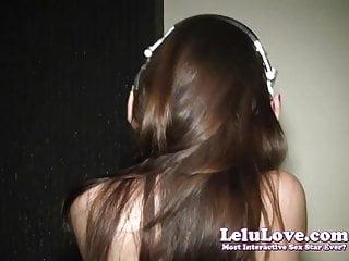Porno dj - Lelu love-virtual fuck in dj booth