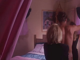Nake threesome video - Unknown naked blonde sluts - kickboxer 4: the aggressor
