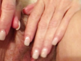 Mature spreads pussy Wife spreads pussy for lover jon