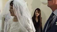 Fuck The Bride. English Amateur