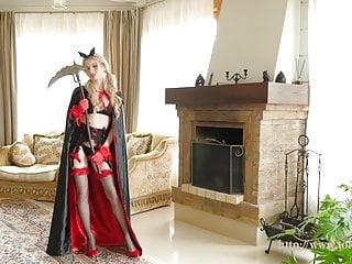 Classic porn dark lady - Alyona dark lady