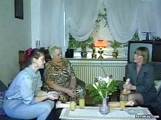 Granny orgy teen Granny orgy
