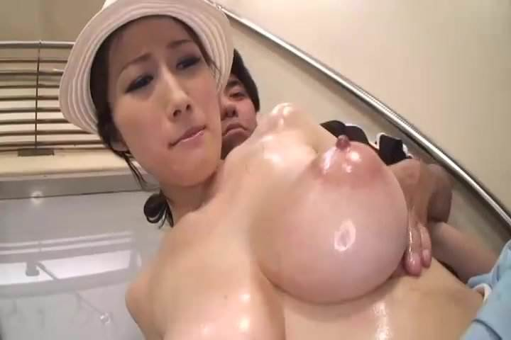 Japanese Big Tits Abused