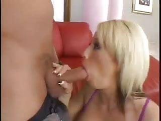 Australian girl sucks cock and swallows Blonde spinner sucks cock and swallows like a good girl