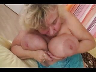 The hoist gay join - Bbw granny joined by cock