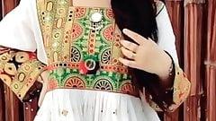 Beuty niña paquistaní completa