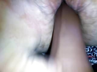 Finger fucked my wife Fucking my wife with her big black dildo