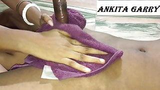Nice handjob from massage girl (HAPPY ENDING)
