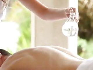 Massagem facial - Massagem