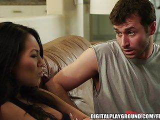 Asian mpegs spanking Curvy asian asa akira loves passionate sex