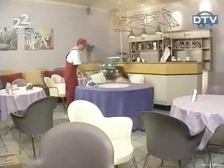 Penis prank - Topless russian candid prank