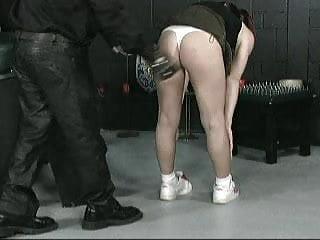 Bondage discipline helmet - Teen disciplined