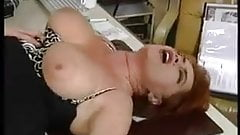 GERMAN MATURE BBW KIRA RED FUCKED BY DOCTOR