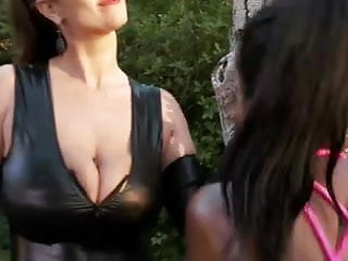 Female bondage forest story Female fetish in the forest