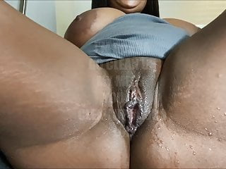 Stretching My Tight Meaty Pussy Caused A Huge Squirt XhGiHTs