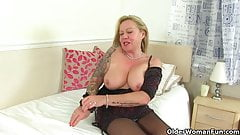 English mums in tights part 14