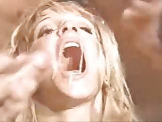 Britney spears fake breast - Britney spears - retro cumshot fake video