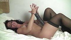 Savannah - Big Black Dick