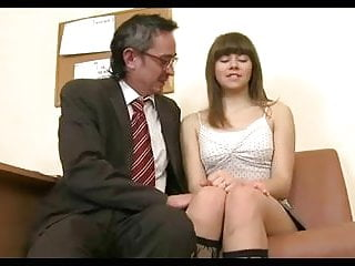 Older man young girl sex - Older man fucks young girl - 4