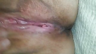 PUSSY AND CLIT PLAY WITH FINGERS