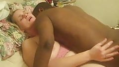 Hubby films wife with bbc