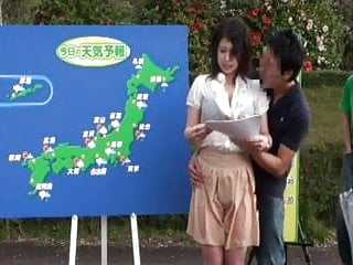 Weather virgin gorda Jap weather girl 2-by packmans-cen.