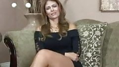 Latina Mom in her first Video