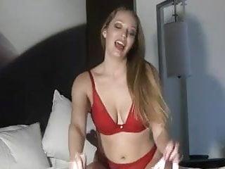 Cum on a girls panties Finger you ass and cum in you dirty panties