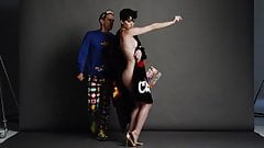 Katy Perry Tribute Naked