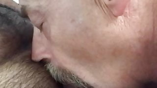 Lorry driver suck my cock