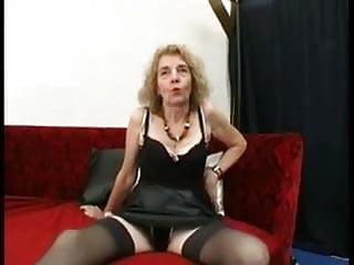 Adult fancy dress power - Granny fancys herself a gangbang slut