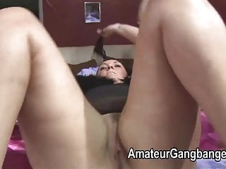 Smaller penis and bifid scrotum Bbw and smaller plumper fucked by a group of guys