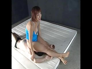 Ladies husband suck own Tough asian lady owns slave boy