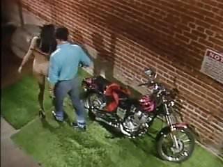 Sexy biker girl chaps - Madison biker girl 1
