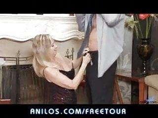 Anilos hazel hardcore Sex hungry granny fucks stud