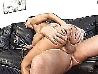 A really big penis - You have a really big couch. please fuck my ass