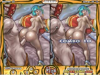 Asian dragon puzzle Sexy chick puzzled 2