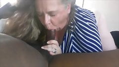 Matures, Grannies & Milf suck BBCs