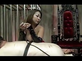 Asian mistress slave Asian mistress dehumanizing slave
