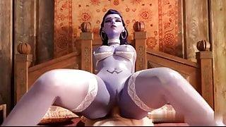 widowmaker anal