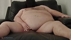 Jerking Off on the Recliner