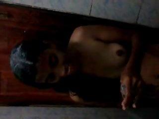 Nude black girl teens - Srilankan ebony teen nude bathing