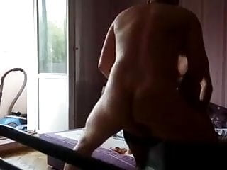 Wifes that fuck husbands in ass with dildos Lover fuck wife in ass, husband films.