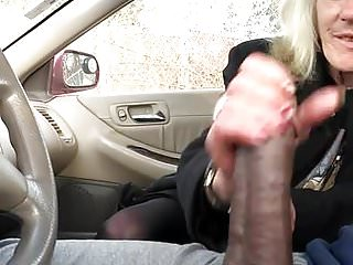 Old naked lady from slackers Handjob from old lady