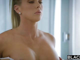 Monica saint xxx Blacked samantha saint cant resist bbc and rimming
