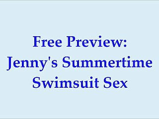Free whipped ass preview Free preview: jennys summertime swimsuit sex